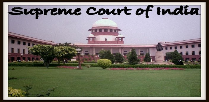 Supreme Court India Judgments 1950-2013
